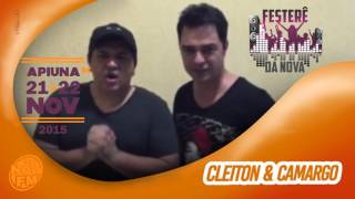 cleiton e camargo VIDEO