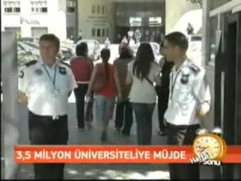 3.5 MİLYON ÜNİVERSİTELİYE MÜJDE - FOX TV - (24.06.2012)