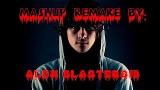 Warm Ups x Alien x Invaders (Virtual Riot [Live @ Bootshaus] Mashup) (RenxSnoteK REMAKE)