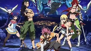Fairy Tail Dragon Cry Ost - Main Theme