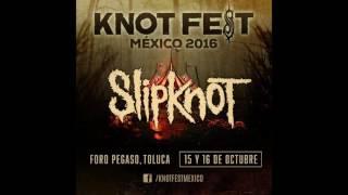 SlipKnoT KnotFest 2016 The Shape Live Mexico