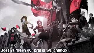 Nightcore - Heathens (Lyrics)
