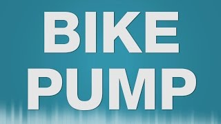 Bike Pump SOUND EFFECT - Air Pump Luftpumpe Fahrrad aufpumpen SOUNDS