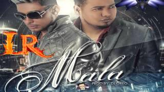 Makano Ft Miguel Angel - Mala 2013 (letra)