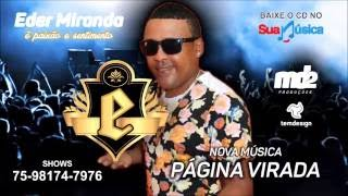 Eder Miranda - Página Virada - Ao Vivo 2016