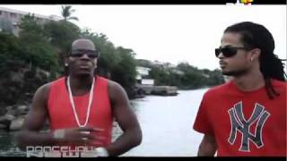 Kalash & Lieutenant (Dancehall News Avril 2011)