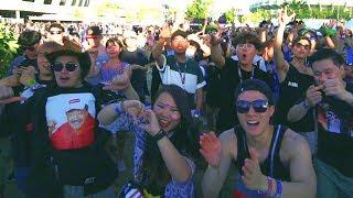 Mr. Belt & Wezol @ Ultra Music Festival Korea