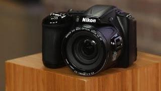 La cámara Nikon Coolpix L830