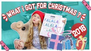 WHAT I GOT FOR CHRISTMAS 2018 !😍   MaVie Noelle