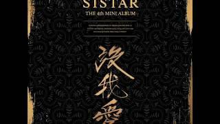 SISTAR (씨스타) - My Sad Lullaby (이불 덮고 들어) [MP3 Audio]
