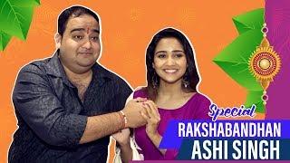 Ashi Singh Aka Naina Turns Chef On This Raksha Bandhan With Telly Reporter