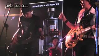 LUCILLE - Stone Temple Pilots - Plush (Cover) - LIVE 2014 TIMES SQUARE
