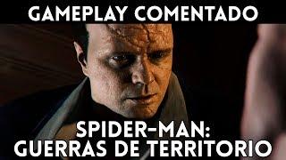 GAMEPLAY español SPIDER-MAN: GUERRAS de TERRITORIO (Turf Wars) El SEGUNDO DLC de SPIDEY en PS4