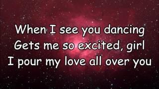 The Wanted - Drunk On Love (Lyrics)