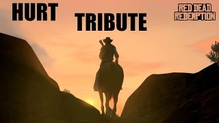 Red Dead Redemption - Hurt (Johnny Cash) Tribute