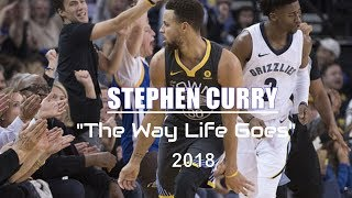 "Stephen Curry Mix- ""The Way Life Goes"" Lil Uzi 2018 HD"