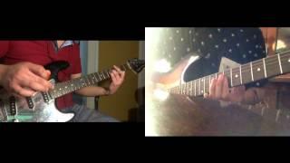 Arctic Monkeys - Black Treacle cover Oscar Worft y Fer Arroyo
