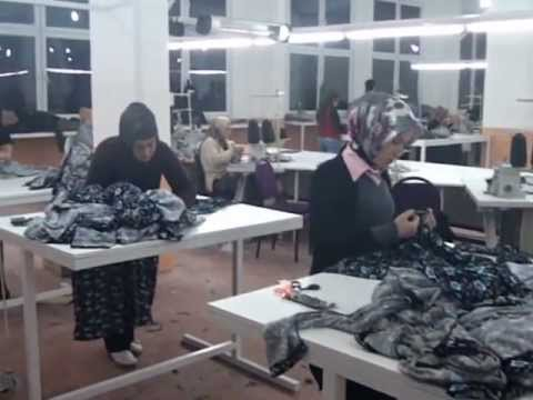 Serenti Tekstil Ltd.Şti **** Giresun ****