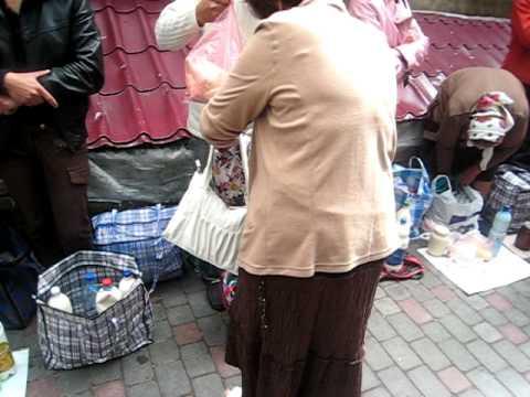 L'viv, Ukraine market