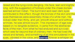 Burning Daylight by Jack London (Book Reading, British English Female Voice) width=