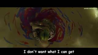 Fucked up I'm black and blue With Lyrics - Suicide Squad - Harley Quinn And The Joker width=