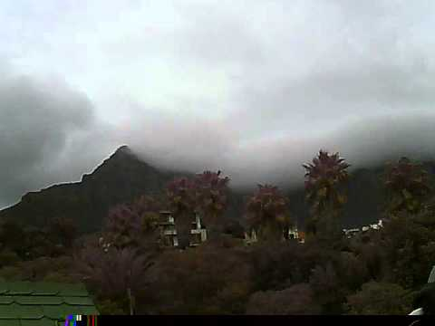 Timelapse Video – Table Mountain – 29/05/2011