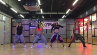 Zumba Mega Mix54 : Choreography by Shin Dong - Dejenme Vivir