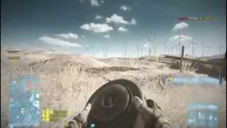 Battlefield 3 : How To Take Out A Tank In Style!
