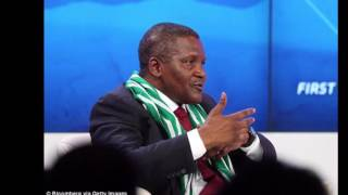 Le secret du succès selon Aliko Dangote