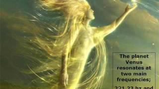 Venus: The Sound of Harmony Tonal Frequencies