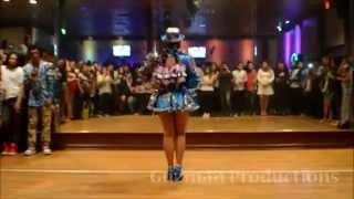 Chica Caporal 2015: Krystal Campos 1er Lugar