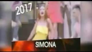 Adelanto de Simona que protagonizara Angela Torres