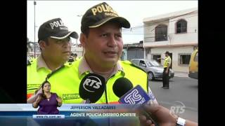 Citan a 25 motociclistas por no usar casco de seguridad