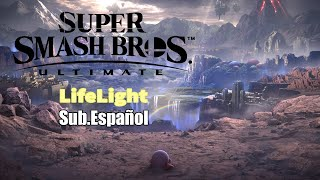 Super Smash Bros Ultimate - Lifelight (Sub.Español) | World of Light/Adventure Mode Theme AMV