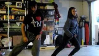 Bed Rock- Celine & Angelica Choreo