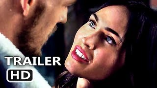 ABOVE THE SHADOWS Trailer (2019) Megan Fox, Fantasy Movie