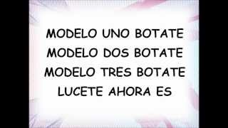 Daddy Yankee- Pasarela (Lyrics/Letra)