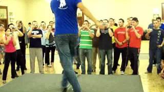 Men's Shines on 1 w/Salsa Y Control