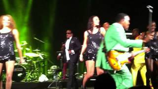 Charlie Wilson (Gap Band) - Early In The Morning Part.2 Live @Trianon Paris 2013