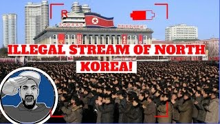 """YouTuber Does An ILLEGAL """"Live Stream"""" From NORTH KOREA! Risks Going to JAIL!"""