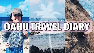 OAHU, HAWAII | Travel Diary 2016