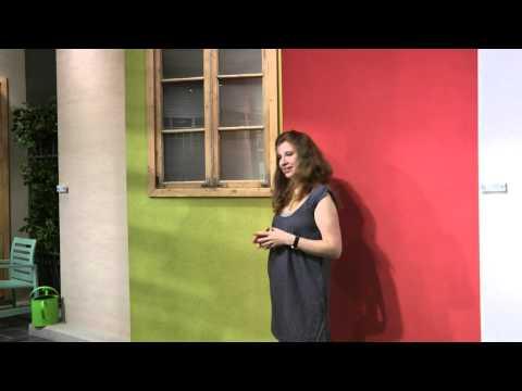 סרטון: טייחים וציפויים לקירות פנים