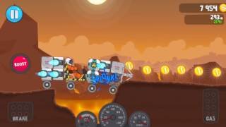Rovercraft: complete Venus expedition only on 4 roller wheels