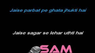 Dil kya Kare - Sanam Puri Sam Karaoke