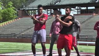Troy Football Dance Video