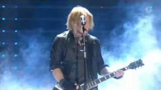 Jay Smith - Enter Sandman - Winner of Swedish Idol 2010 HQ