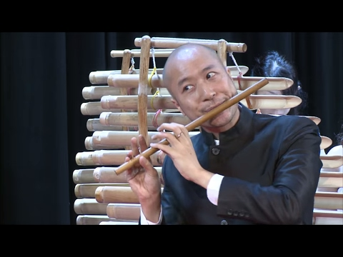 Music from Bamboo, Music of Vietnam | The Bamboo Ensemble Suc Song Moi | TEDxBaDinh - YouTube