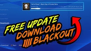 "DOWNLOADING ""BLACKOUT"" FOR FREE UPDATE (Patched Methods)"