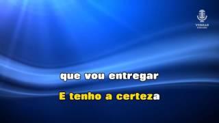 ♫ Karaoke ELA É PORTUGUESA - Bandalusa