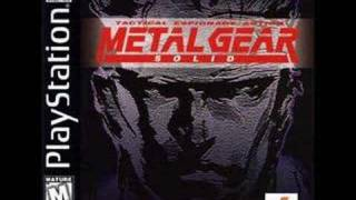 Metal Gear Solid Codec Sound